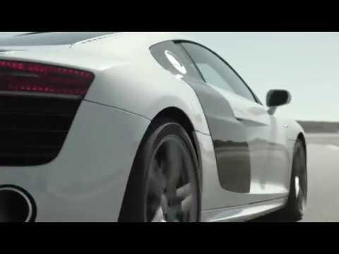 Audi R8 V10: teaser