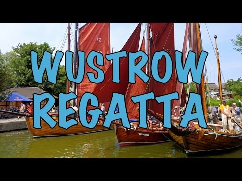 VIDEO: Regatta Race in Wustrow #JoinGermanTradition