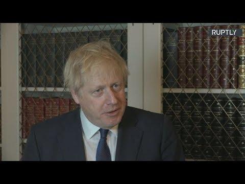 Ο Τζόνσον ζήτησε από τη Βασίλισσα να αναστείλει τη λειτουργία του κοινοβούλιου για 5 εβδομάδες