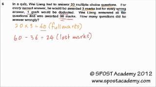Nanyang Primary SA2 Part 2