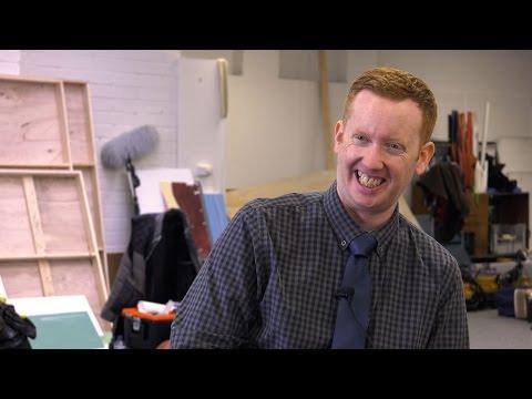 Writer/Actor Luke McGregor talks Rosehaven