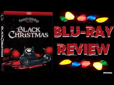 "BLACK CHRISTMAS (1974) ""Season's Grievings"" Edition Blu-ray Review"