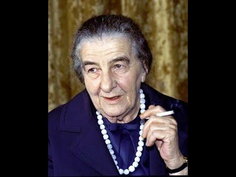 #SWC21: Golda Meir: Strong Jewish Women in History (видео)