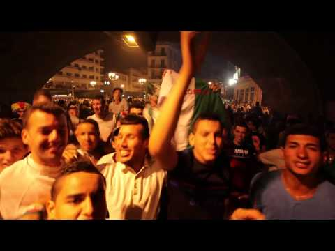 match football Algérie Russie les meilleurs videos