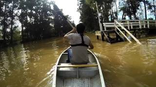 Tigre Argentina  city pictures gallery : GoPro, Canoa, Tigre, Buenos Aires, Argentina, 25-05-2015