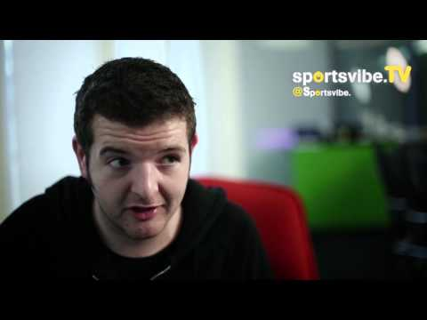 Kevin Bridges Shares His Sporting Highlights With Sportsvibe