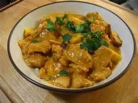 HOW TO COOK VEGAN JAMAICAN CURRY CHICKEN