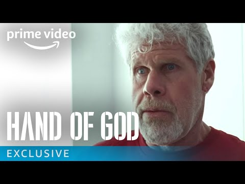 Hand Of God Characters Promo 'Pernell'