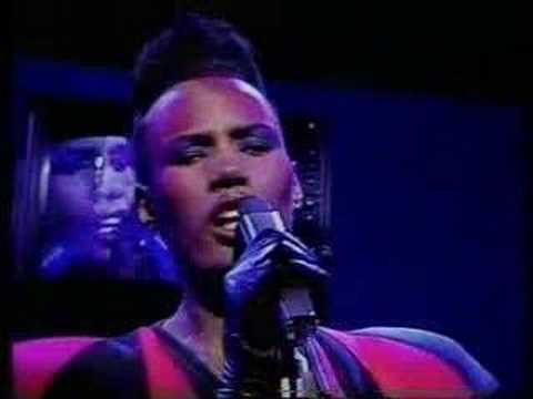 Live Music Show - Grace Jones