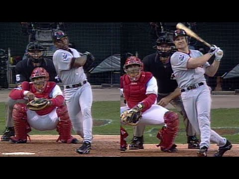 Video: Sanders, Bell hit back-to-back homers
