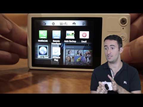 Samsung WB250F Smart Camera Review