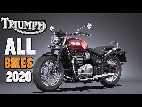 Triumph All Bikes in India 2020 (Explain In Hindi)