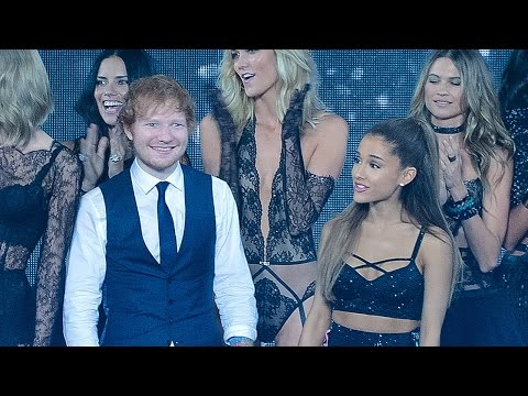 "Ariana Grande Admits To Ed Sheeran That She LOVES ""Big Black Balls""?"