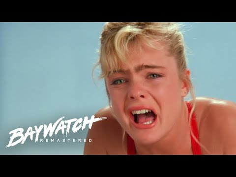 3 SCARY RESCUES & DISASTERS ON BAYWATCH! Baywatch Remastered