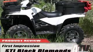 9. ATV Television - STI Black Diamond ATV & UTV Tire First Test