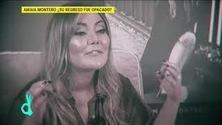 Video ¿El regreso de Amaia Montero fue opacado por las críticas?   De Primera Mano MP3, 3GP, MP4, WEBM, AVI, FLV Agustus 2018