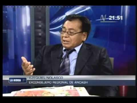 Ultima entrevista a Ezequiel Nolasco