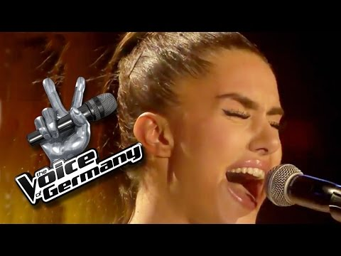 One Last Time - Ariana Grande | Helin Ag Cover | The Voice Of Germany 2015 | Audition