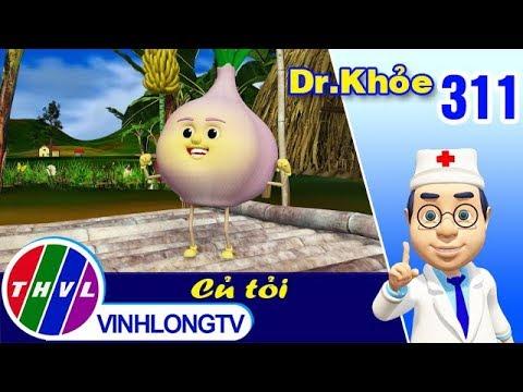 THVL | Dr. Khỏe – Tập 311: Củ tỏi - Thời lượng: 4 phút, 48 giây.