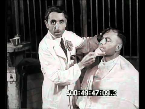 Come un barbiere ha mostrato di possedere un polso fermissimo.
