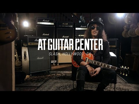 Slash At Guitar Center