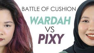Download Video Cushion PIXY vs Wardah Bagusan Mana, Ya? | Cushion Battle MP3 3GP MP4