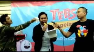 Tebs - Tebs Dagelan Goes to Campus 2016, Mannequin Challenge Universitas Muhammadiyah Jakarta