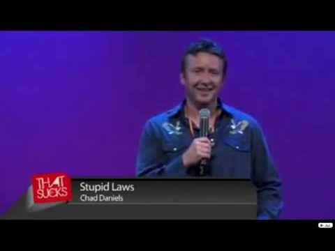 Chad Daniels: Stupid Laws