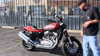 3. 2009 Harley-Davidson Sporster XR 1200
