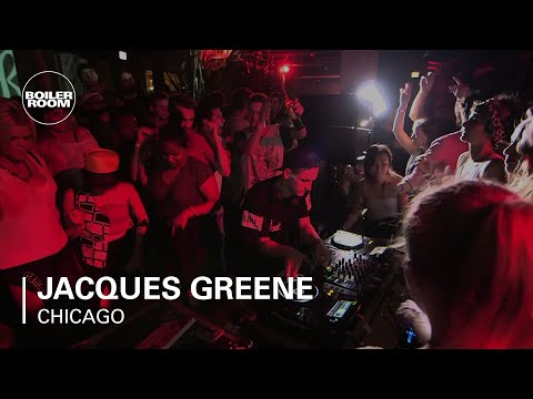 Greene - FOR PODCAST: http://bit.ly/14GBur8 Jacques Greene ensuring the walls of the Ray-Ban x Boiler Room - Pitchfork Afterparty were drenched in sweat..