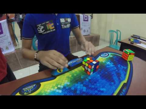 New Rubik s Cube World Record