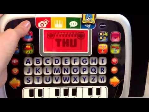 VTech little apps tablet REVIEW