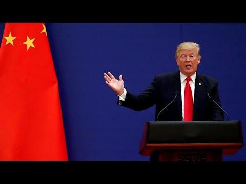 USA: Trump verhängt 200-Milliarden-Zölle gegen China
