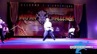 Florida Sports Martial Arts Demo - 2014 Mayan Challenge