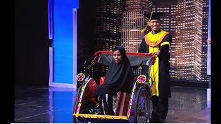 Video VIRAL Penarik Becak Yang Lulus Kuliah | HITAM PUTIH (29/11/18) Part 1 MP3, 3GP, MP4, WEBM, AVI, FLV Desember 2018