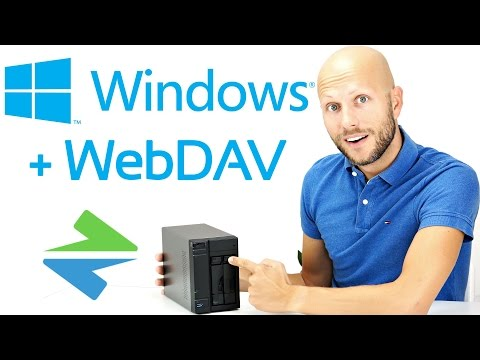 WebDAV mit Windows einfach im Explorer dank NetDrive 2 | iDomiX