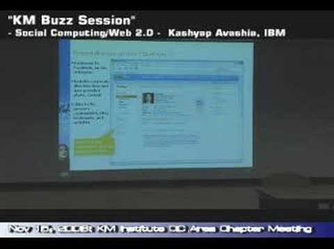Social Computing & Web 2.0 – 2