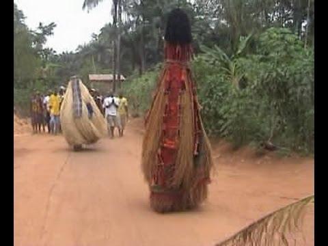 Igbo Masquerade Festival