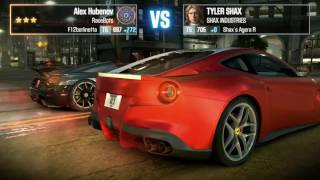 CSR2 How To Beat Shax With Ferrari F12 Berlinetta And Only Stage 5 Upgrades