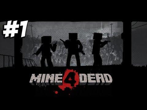 Minecraft - Mine 4 Dead - Blockhawk down #1