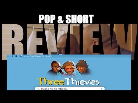 THREE THIEVES - MOVIE REVIEW