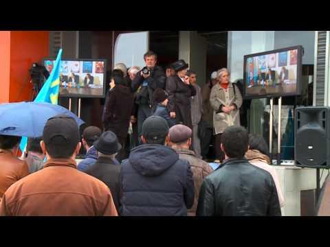 поддержка зрителей телеканала ATR (видео)