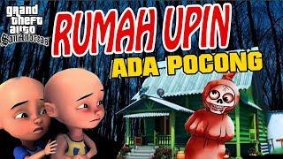 Video Rumah Upin ipin ada Pocong . Fizi Kaget GTA Lucu MP3, 3GP, MP4, WEBM, AVI, FLV Februari 2019