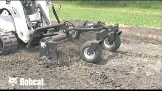 9. Bobcat Soil Conditioner Attachment: Features and Benefits