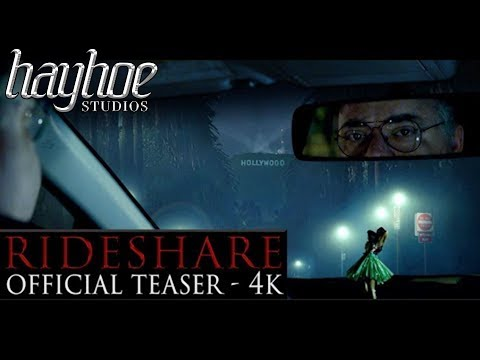 RIDESHARE | Official Movie Trailer 💀🚘