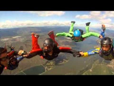 sky dive - My view of some of my skydives at Skydive Kamloops at the Kamloops Maymeet 2013. Huge thank-you to Miss Carolyn Chow for Organizing such great skydives! I ha...