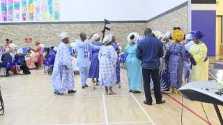 Download Lagu 60th Birthday Party in London - Wale Adebanjo & The Salters Mp3