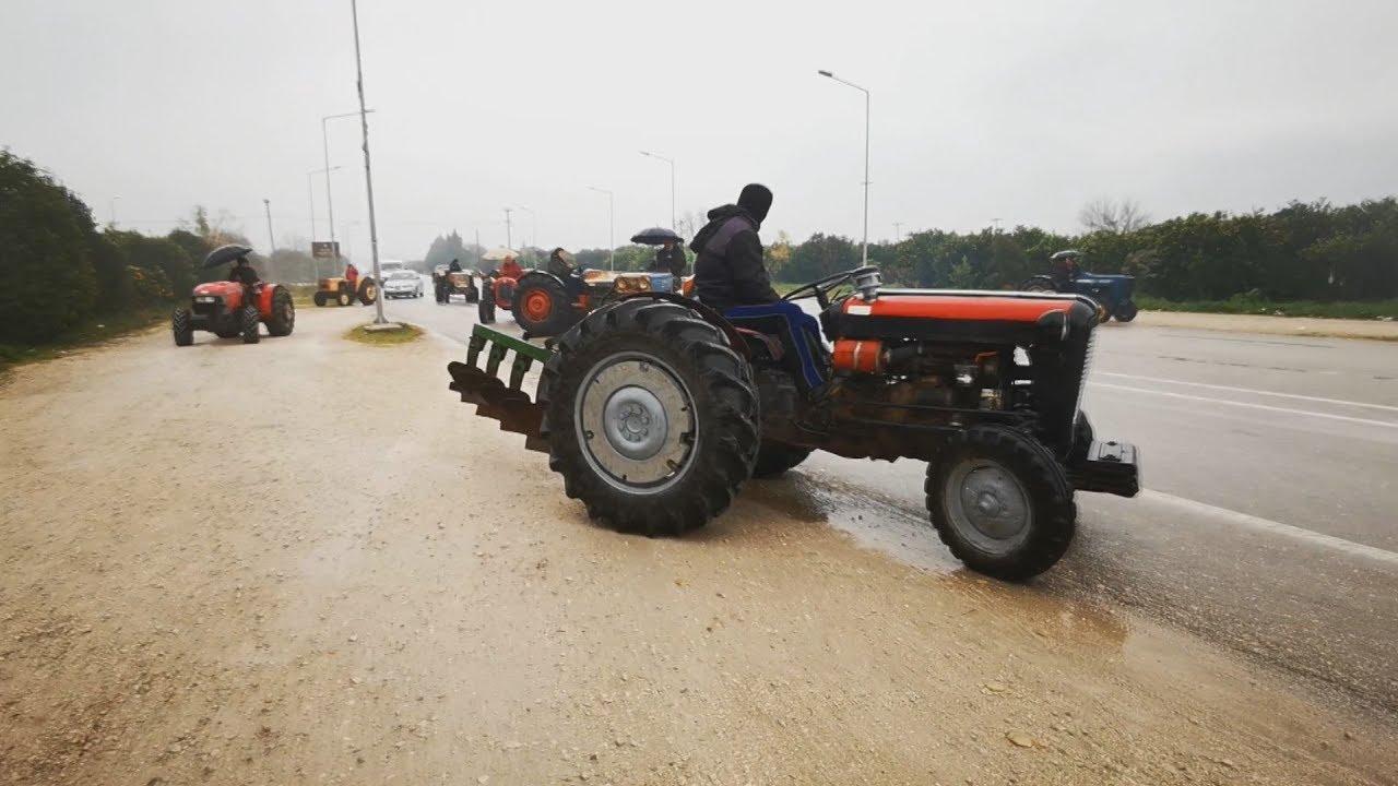 Ξεκίνησαν οι αγροτικές κινητοποιήσεις και τα μπλόκα στην Αργολίδα