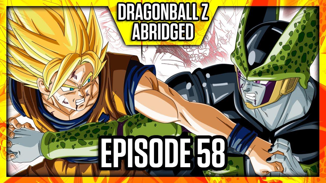 DragonBall Z Abridged: Episode 58 – #CellGames | TeamFourStar (TFS)