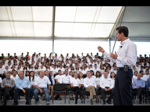 Inauguración de tres Universidades Politécnicas en Coahuila